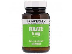 Фолат (Folate) 5 мг 30 капсул