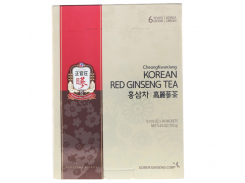 Чай из корейского красного женьшеня (Korean Red Ginseng Tea), 50 пакетиков
