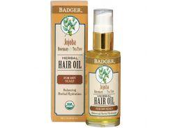 Масло для волос (Hair Oil Jojoba, Rosemary, Tea tree) 59 мл