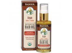 Масло для волос с арганой, жожоба и баобабом (Hair Oil Argan, Jojoba and Baobab) 59 мл