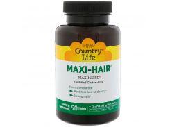 Витамины для волос (Maxi-Hair) 90 таблеток со вкусом ванили