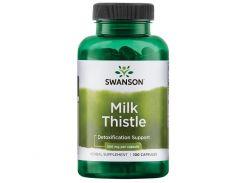 Расторопша (Milk Thistle) 500 мг 100 капсул