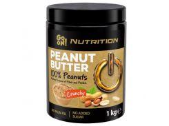 Арахисовое масло Peanut butter crunchy 1000 г