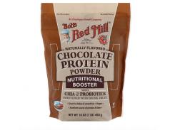 Протеиновый порошок с чиа и пробиотиками (Protein Powder Nutritional Booster with Chia Probiotics) 453 г со вкусом шоколада