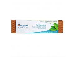 Отбеливающая зубная паста (Whitening Complete Care) 150 г мятный вкус