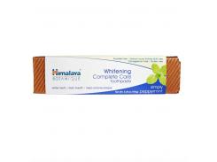 Отбеливающая зубная паста (Whitening Complete Care) 150 г вкус перечной мяты