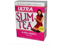 Чай для похудения (Ultra Slim) 24 пакетика травяной вкус