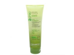 Ультра-увлажняющий шампунь для сухих и поврежденных волос с авокадо и оливковым маслом (2Chic Avocado and Olive Oil Ultra-Moist Shampoo) 250 мл