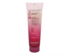Роскошный шампунь для уставших волос с цветами вишни и лепестками розы (2Chic Cherry blossom and Rose petals Ultra-Luxurious Shampoo) 250 мл