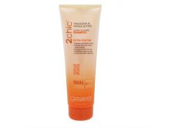 Придающий объем шампунь для тонких и слабых волос с мандариновым маслом и папайей (2Chic Papaya and Tangering butter Ultra-Volume Shampoo) 250 мл