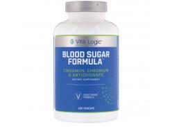 Контроль уровня сахара в крови (Blood Sugar Formula) 180 капсул