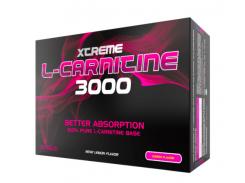 L- карнитин (Xtreme L-Carnitine 3000) со вкусом лимона 10 мл