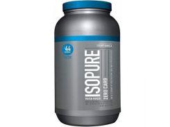 Протеин Isopure Zero Carb со вкусом ванили 1300 г
