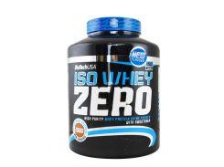 Протеин (Iso Whey Zero) с банановым вкусом 2270 г