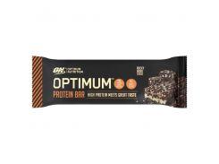 Батончик протеиновый (Optimum Protein Bar)  62 г со вкусом шоколадной крошки