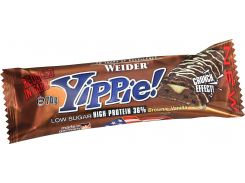 Протеиновый батончик (Yippie! Bar) 70 г со вкусом ванильного брауни