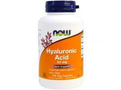 Гиалуроновая кислота (Hyaluronic Acid) 50 мг 120 капсул