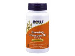 Масло примулы вечерней (Evening Primrose oil) 500 мг 250 капсул