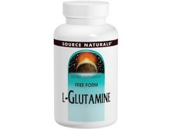 Глютамин (L-Glutamine) 500 мг 100 таблеток