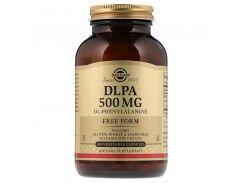 Фенилаланин (DLPA) 500 мг 100 капсул
