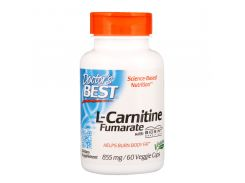 Л-карнитин фумарат (L-Carnitine Fumarate) 855 мг 60 капсул