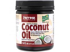 Кокосовое масло органическое, Coconut Oil,  473 г