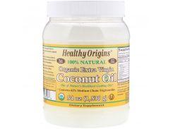 Кокосовое масло Coconut Oil органическое 1530 г