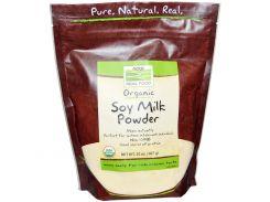 Соевое молоко органическое (Soy Milk) 567 г порошка