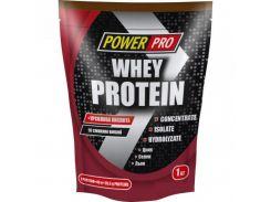 Протеин сывороточный (Whey Protein) 1 кг со вкусом вишни