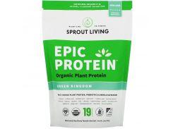 Растительный протеин (Epic Protein) 455 г со вкусом зеленые королевства