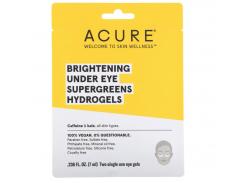Осветляющие гидрогелевые патчи для глаз (SuperGreens), 2 шт