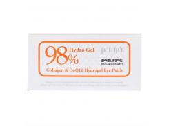 Патчи для глаз с коллагеном и гидрогелем CoQ10 (Petitfee), 60 шт