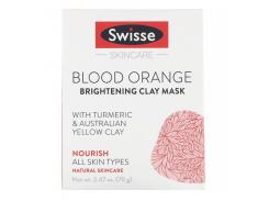 Осветляющая маска с глиной (Swisse Blood Orange), 70 г