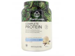 Растительный протеин (Complete Protein) 450 г ванильный вкус