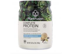 Растительный протеин (Complete Protein) 900 г ванильный вкус