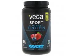 Растительный протеин (Vega Sport) 800 г с ягодным вкусом