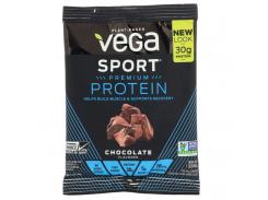 Растительный протеин (Vega Sport) 43 г шоколад