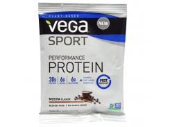 Растительный протеин (Vega Sport) 43 г со вкусом  мокко