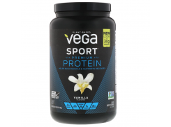 Растительный протеин (Vega Sport)  837 г ваниль