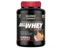 Сывороточный протеин (AllWhey Gold) 2270 г французский тост с корицей
