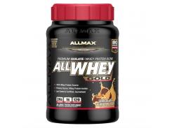 Сывороточный протеин (AllWhey Gold) 907 г со вкусом шоколадно арахисового масла