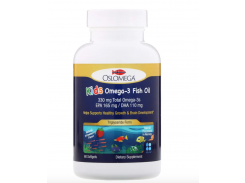 Омега-3 для детей (Kids Omega Fish Oil) 60 таблеток