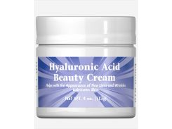 Крем для лица с гиалуроновой кислотой (Hyaluronic Acid Beauty Cream) 113 г