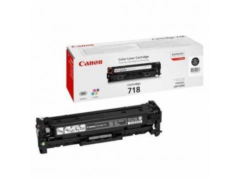 Картридж Canon 718 LBP-7200/ MF-8330/ 8350 black (2662B002) Киев
