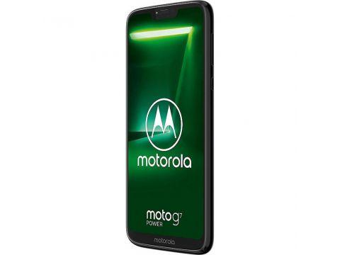 Мобильный телефон Motorola Moto G7 Power 4/64GB (XT1955-4) Ceramic Black Киев