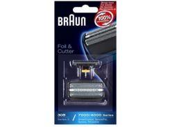 Набор сменных аксессуаров для бритвы Braun Сетка+нож Series 3 30B