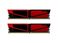 Модуль памяти Team DDR4 2x16GB/2400 T-Force Vulcan Red (TLRED432G2400HC15BDC01)