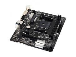 Материнская плата ASRock X370M-HDV (sAM4, AMD X370)