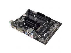 Материнская плата ASRock J3455M (Intel Celeron J3455, SoC)