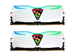 Оперативная память GEIL DDR4 3000MHz 16GB (2x8GB) Super Luce White RGB LE (GLWC416GB3000C16ADC)